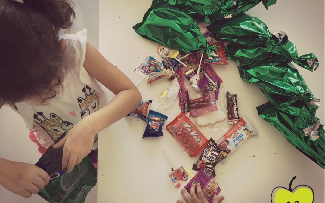 Y ahora…¿qué le hacemos a tantos dulces?