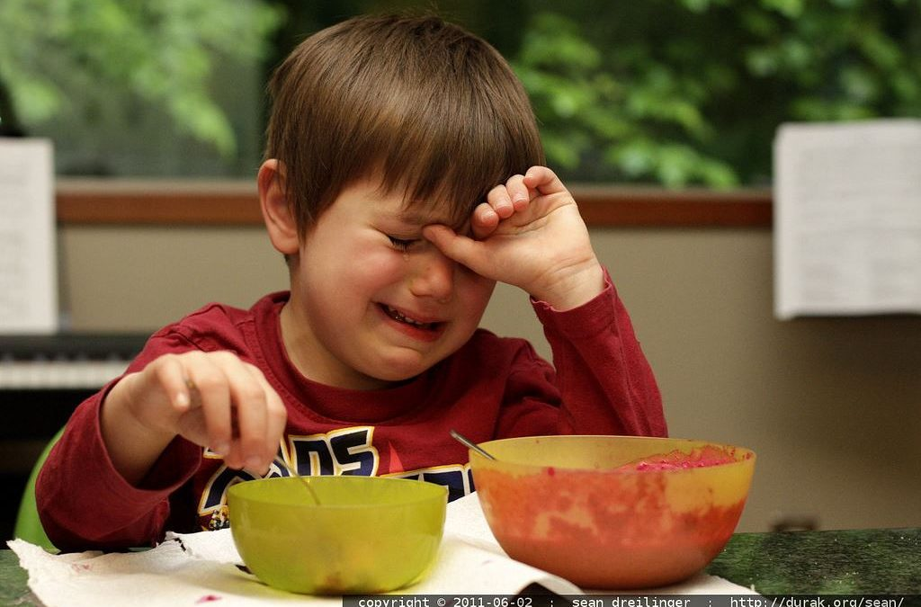 5 TIPS para que tu hijo se coma todo