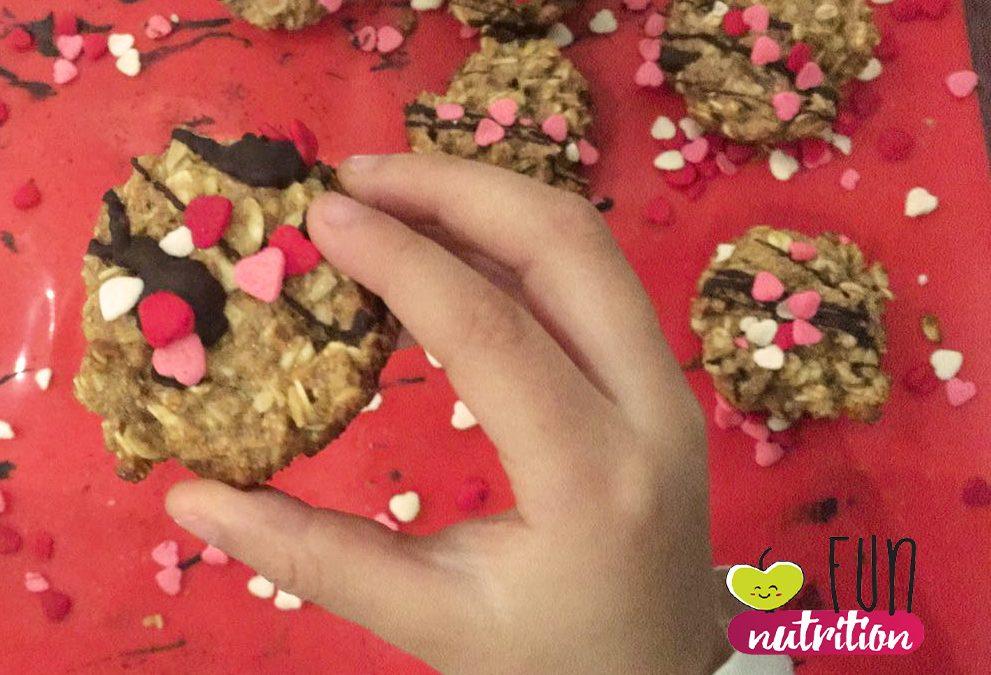 Se acabó febrero pero nunca el amor por las galletas!